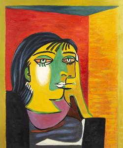 Dora Maar by Palo Picasso