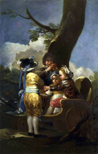 FBI recovers 228-year-old Goya painting