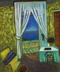 Matisse - Interior with a Violin Case