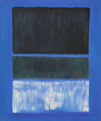 Mark Rothko - the perfect compliment for Understated Lines