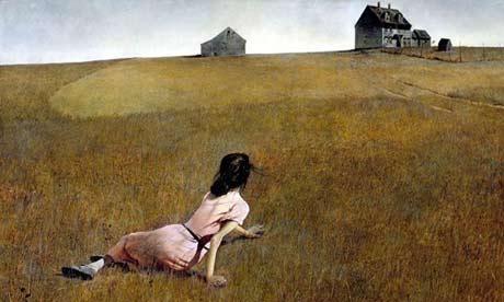 Andrew Wyeth's painting Christina's World